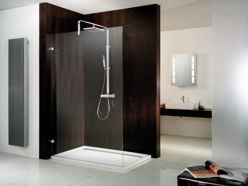 duschkabinen aus glas. Black Bedroom Furniture Sets. Home Design Ideas